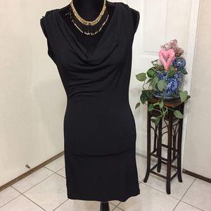 Victoria's Secret cowl neck and open back dress